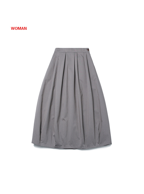 [4/30 예약배송]FRESH BALLOON SKIRT(for WOMAN)_GREY