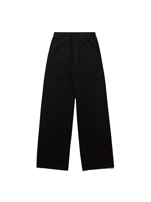 SOFT SWEAT PANTS_BLACK
