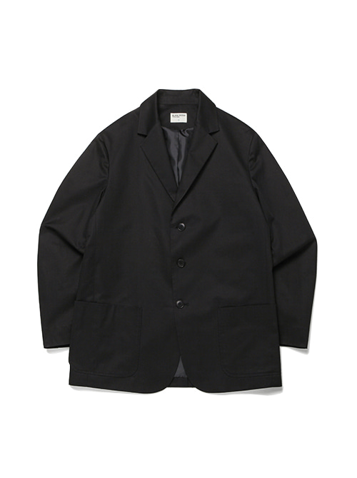 FINE DAY COTTON JACKET_BLACK