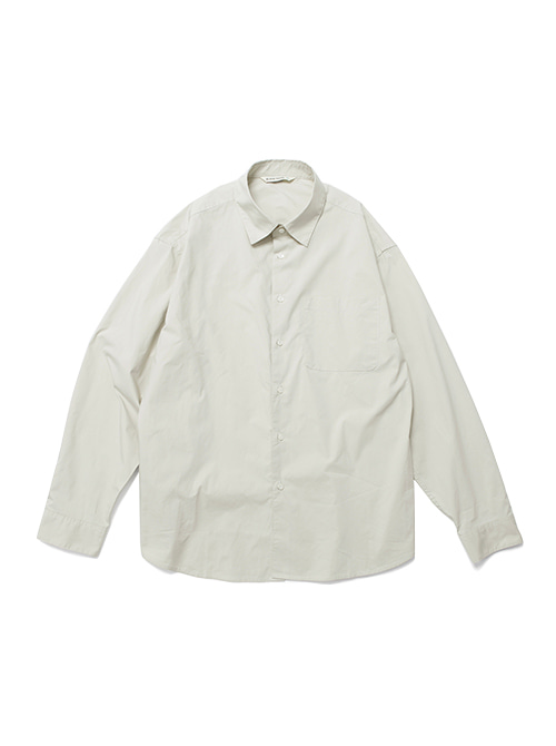 LAZY DAY SHIRTS_YELLOW BEIGE