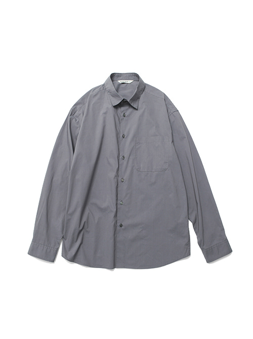 LAZY DAY SHIRTS_LIGHT CHARCOAL
